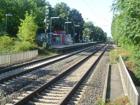 S-Bahnhof Sindlingen